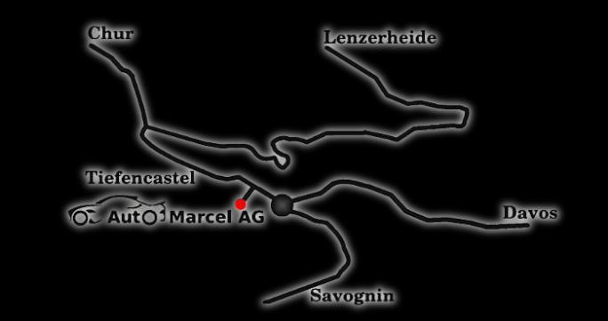 Auto Marcel AG - Standort